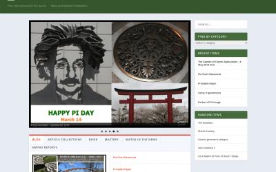 Spire Maths Website Redesign