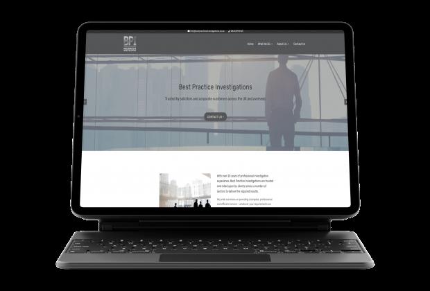 Best Practice Investigations Website